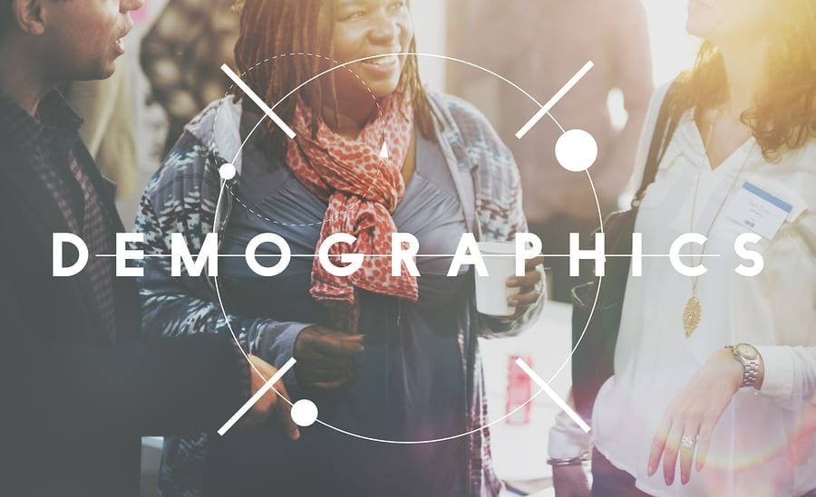 Demographics for marketing strategy