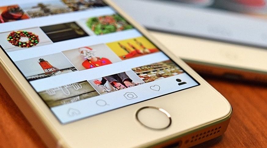 Instagram Explore Ads - Instagram on iPhone