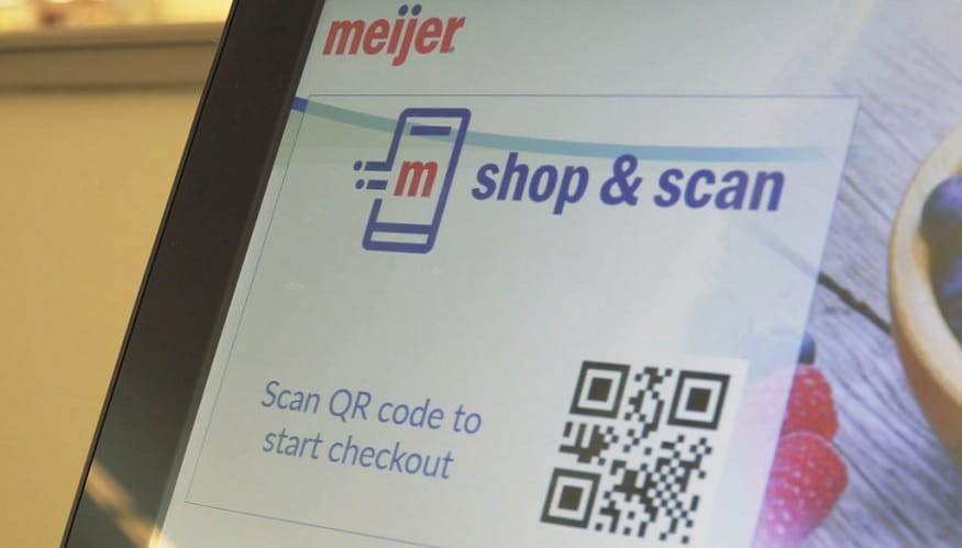 Meijer mobile shopping service - Meijer Shop & Scan App