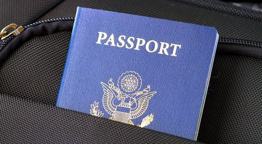 QR code surveillance - Passport