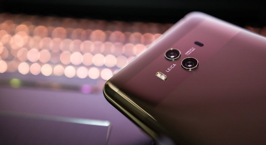 Huawei OS - Huawei phone - Mate 10 model