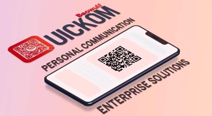 QUICKOM QR Code - QUICKOM by Beowulf - YouTube