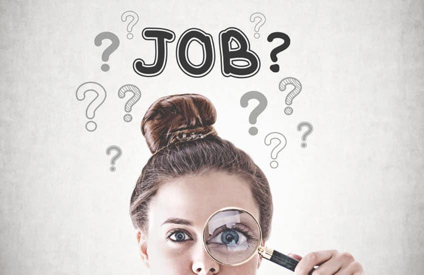 tech job search