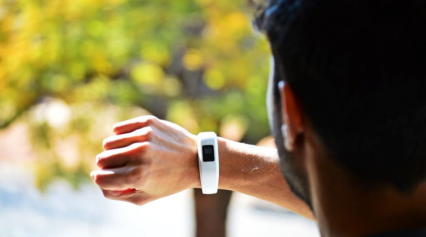 wearable tracking tech - fitness tracker