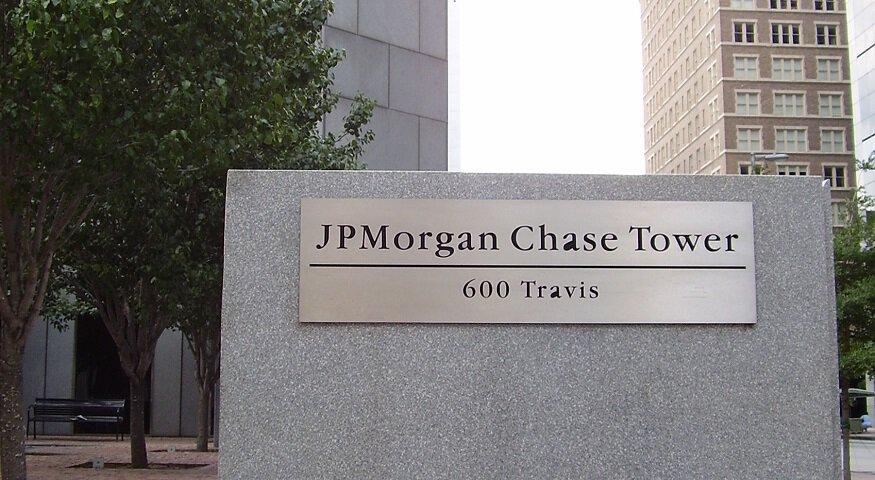 Chase Pay App - JPMorgan Chase Tower Houston