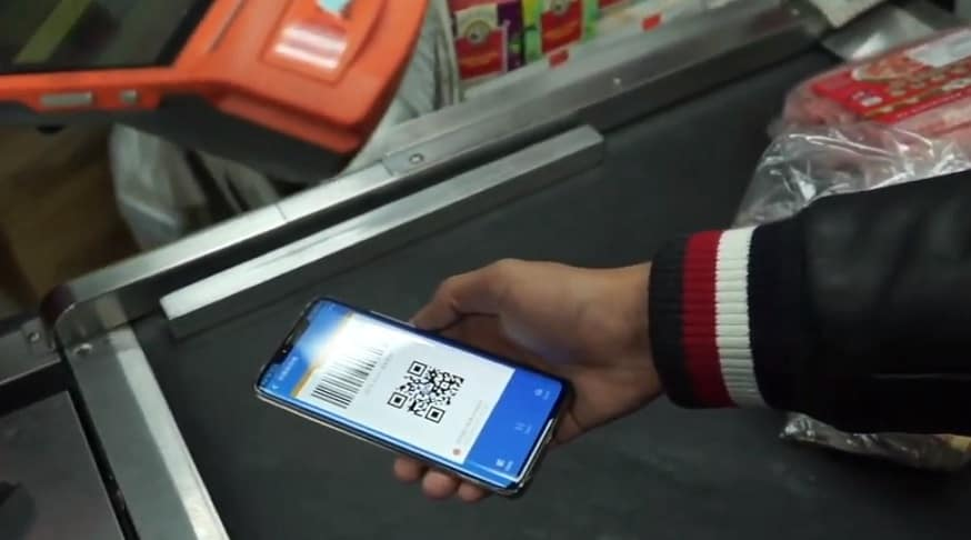 UnionPay QR Code - QR Code payments - OTT Pay - YouTube