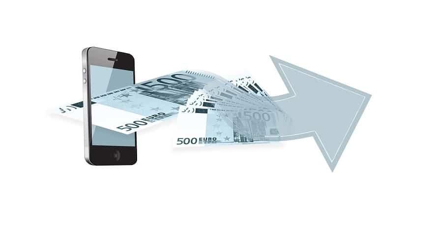 European Mobile Payment Initiative - Euros - mobile phone