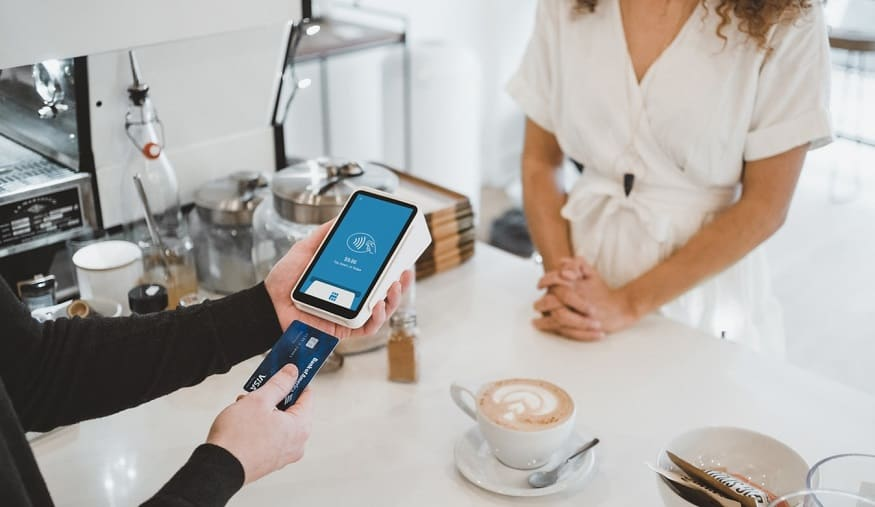 Square Payments - Coffee Shop