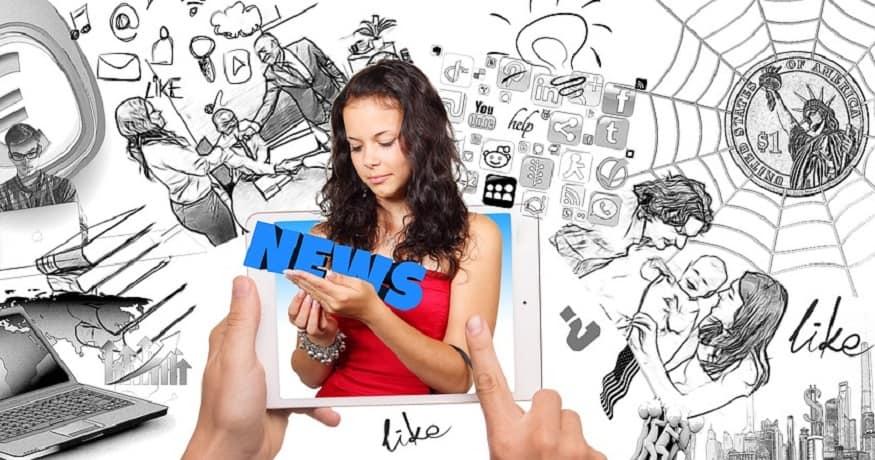 Facebook News - Social Media - Information