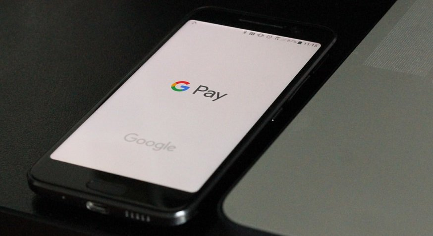 Google Pay transit payments - Google Pay on mobile phone