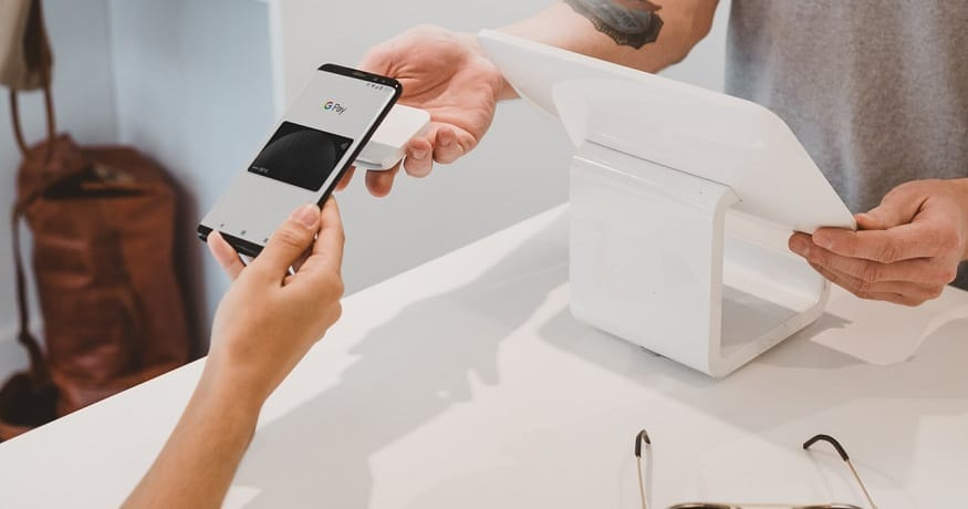 Interac Debit m-commerce - Google Pay mobile payments