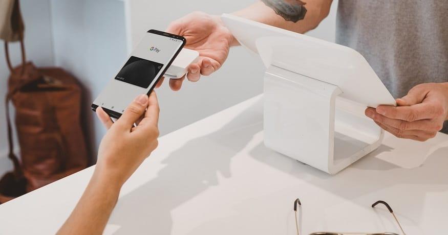 Interac Debit m-commerce - Google Pay mobile payments