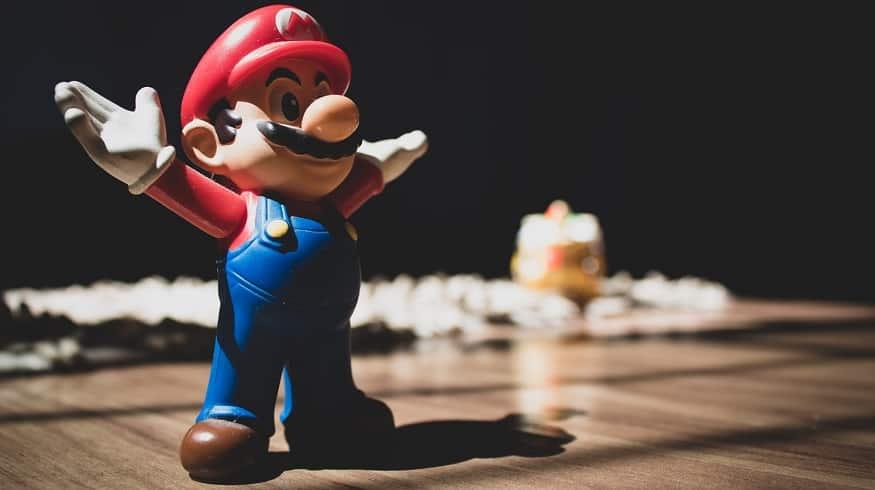 Mario Kart Tour - Mario figurine - Nintendo
