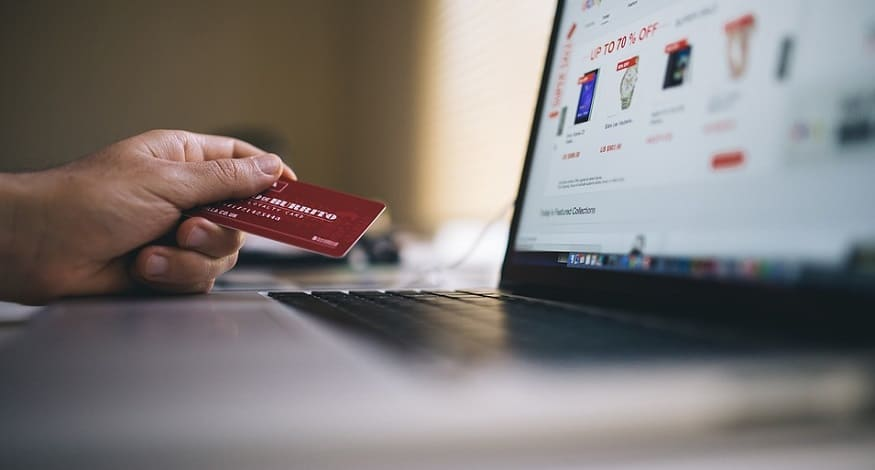 Data Safe While Shopping Online