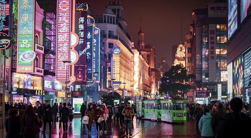 Alipay app for tourists - Shanghai
