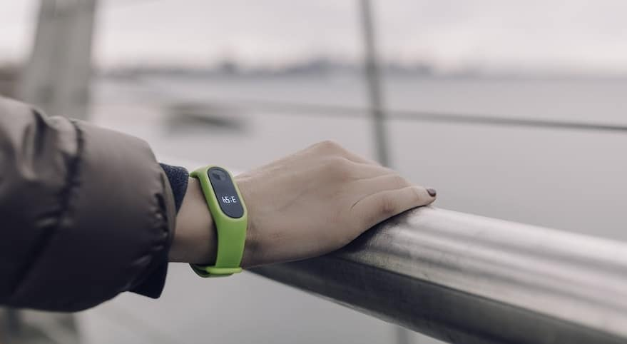 Google wearables - Fitbit