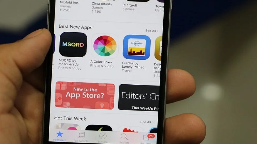 Apple App Store - App Store on Mobile