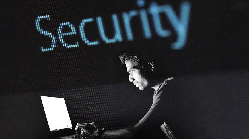 QR Code Fraud Warning - Cyber security