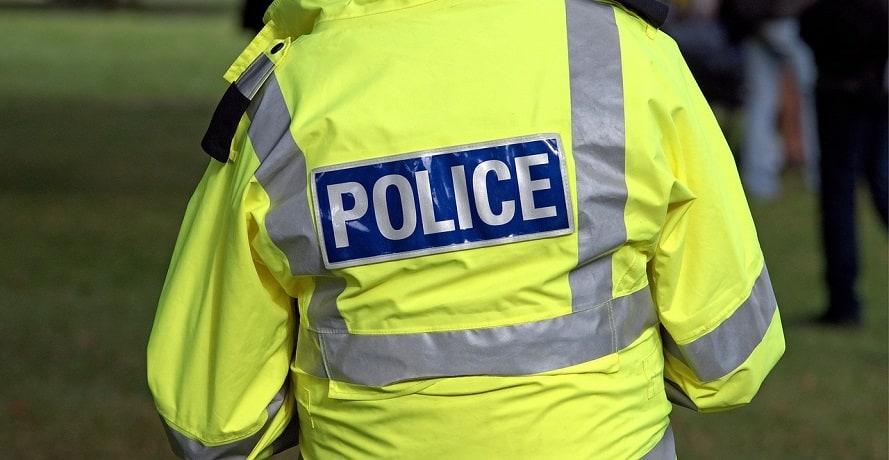 QR Code System - Police Jacket