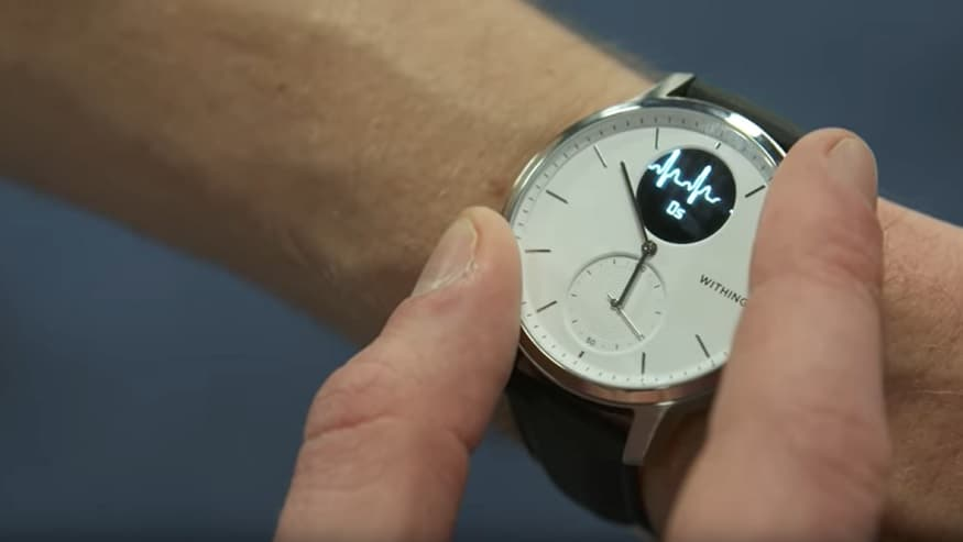 Withings ScanWatch at CES 2020 - Engadget YouTube