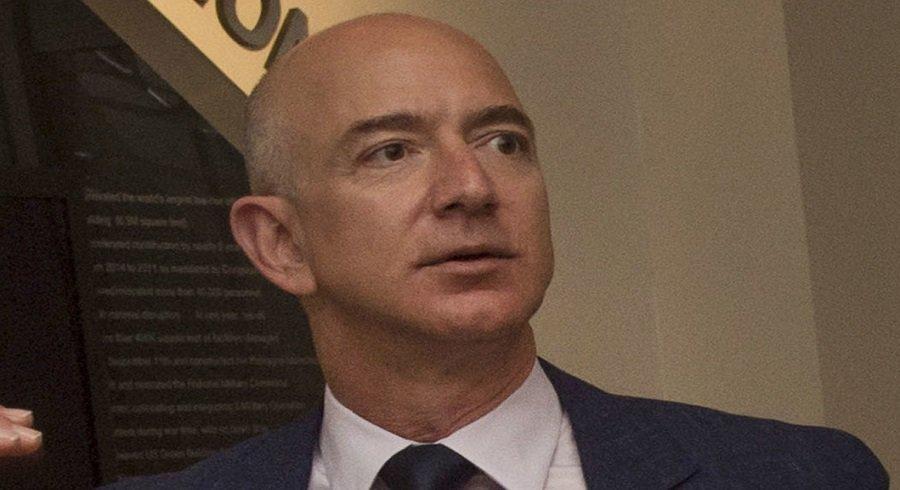 smartphone hack - Jeff Bezos