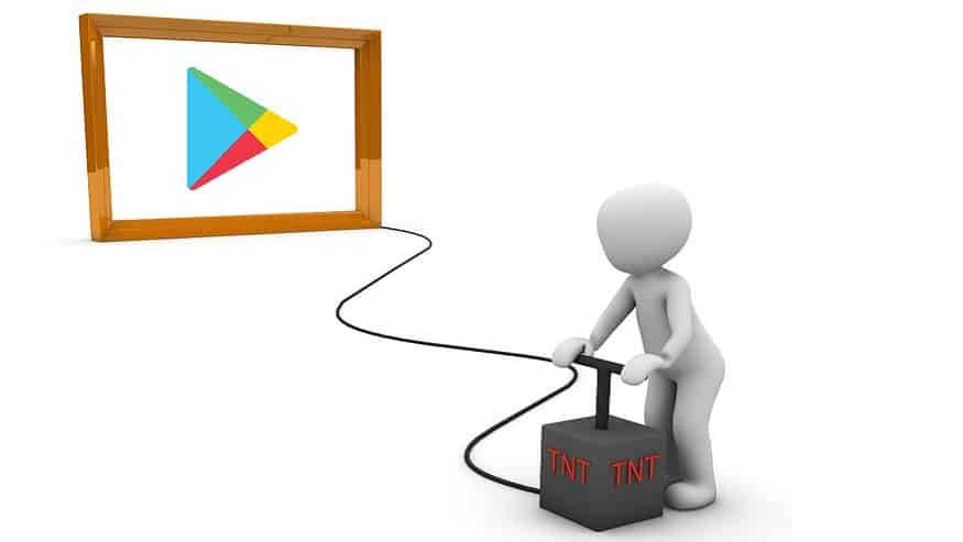 Google Play Store - Competitor - TNT