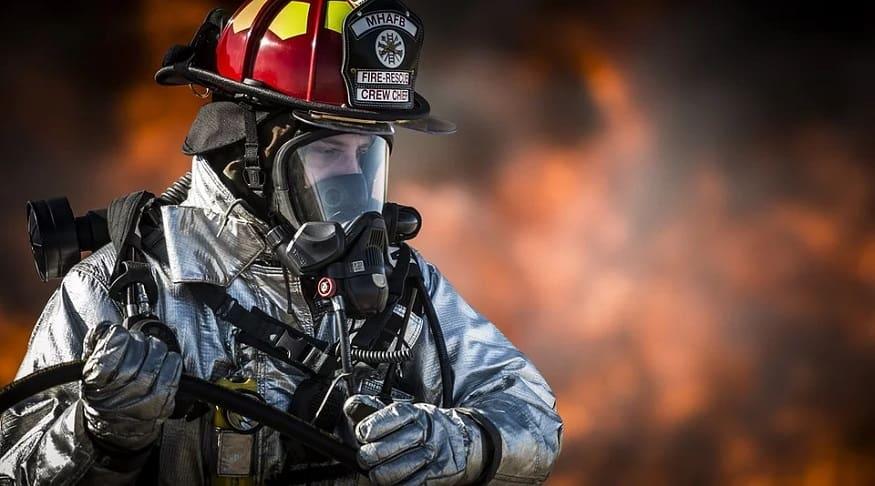 VR Training - Firefighter