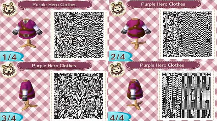 Animal Crossing QR codes - Animal Crossing New Horizons - All 500+ QR Code Designs - Nerd Attack! YouTube