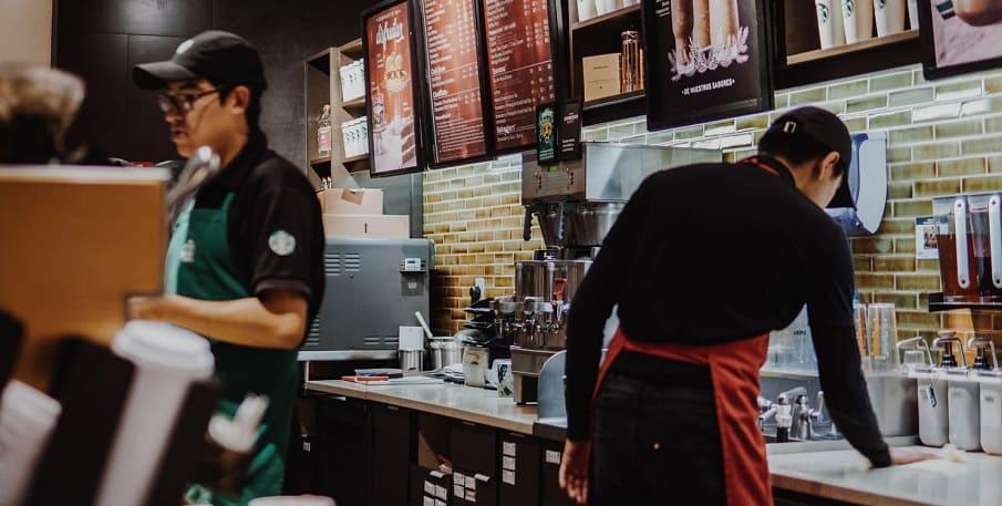 Bakkt Cash cryptocurrency - Starbucks Store - Starbucks Employees