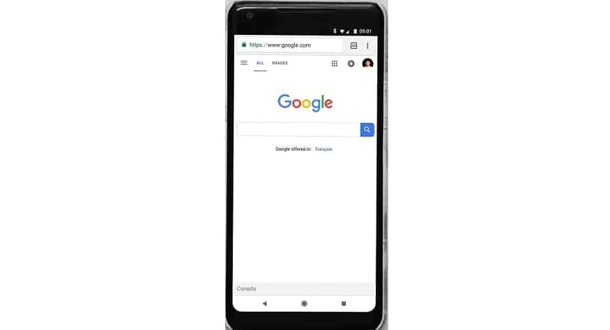 Mobile First Indexing - Google Search on smartphone