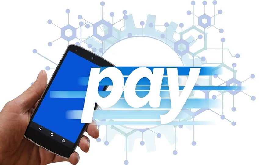 Mobile payments trend - paying via smartphone