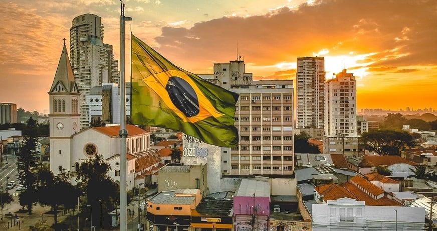National QR code standard - Brazil