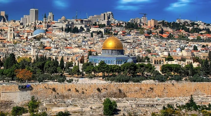 Virtual Reality Travel - Jerusalem