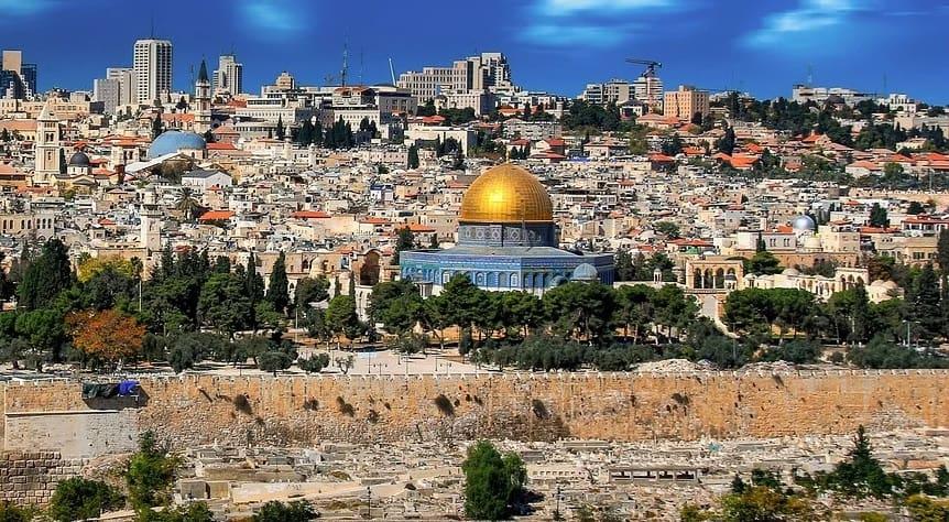 Virtual Reality Travel - Jerusalem