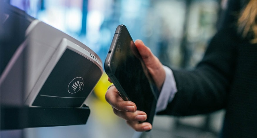 Contactless payment - mobile payments