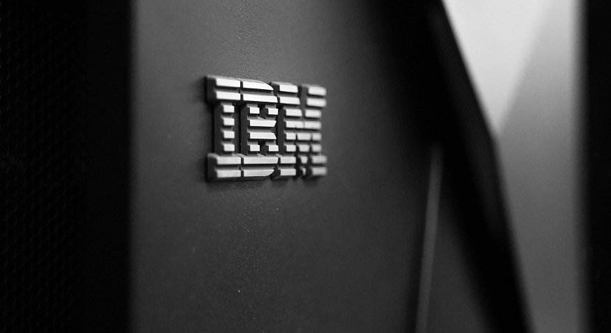 IBM Facial Recognition - IBM logo