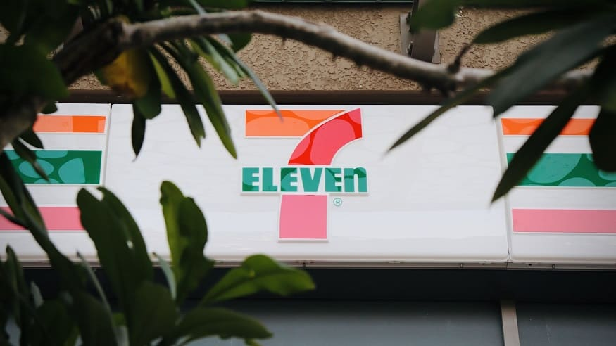 7-Eleven mobile ordering - 7-Eleven store
