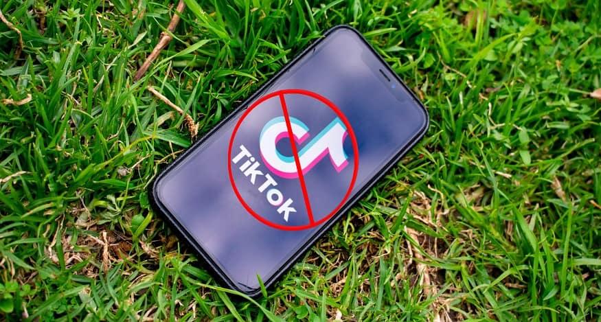 Chinese app ban - TikTok app