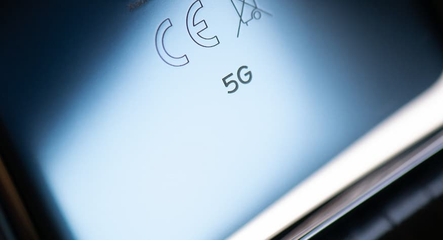 5G spectrum - Mobile Phone