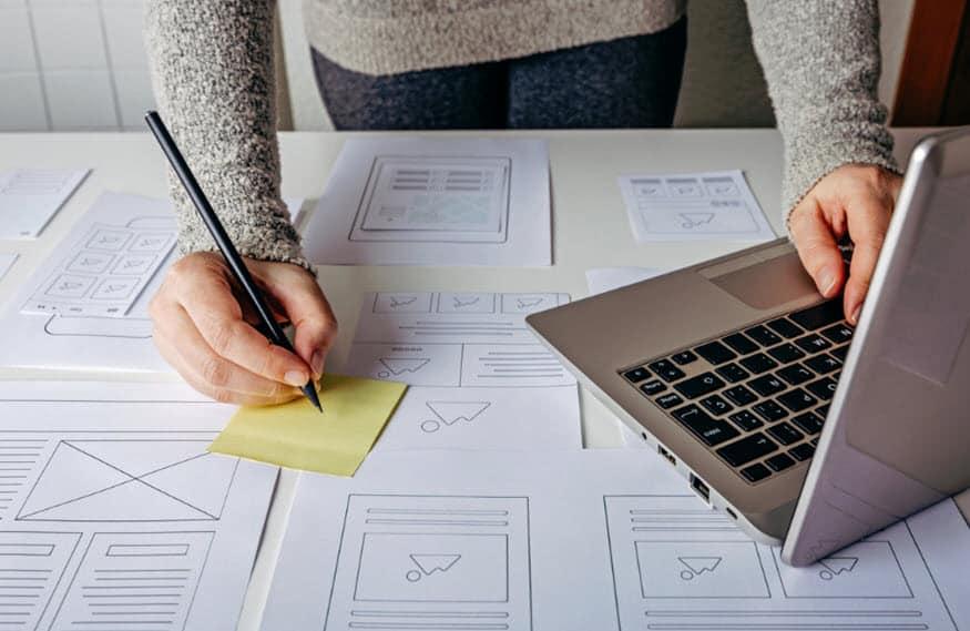 Write Alt Texts Web Design Experts