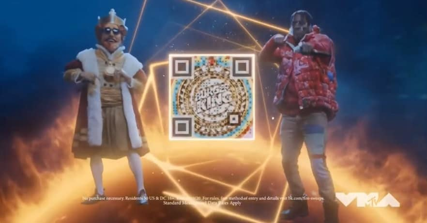 Lil Yachty and The King - Burger King VMA Commercials - YouTube