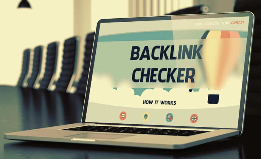 backlink checker for your website