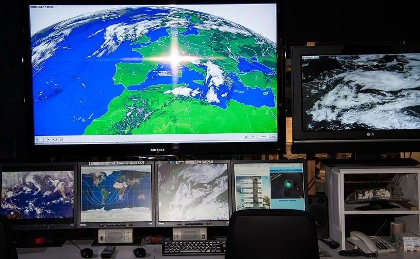 AI weather forecasting - meteorology