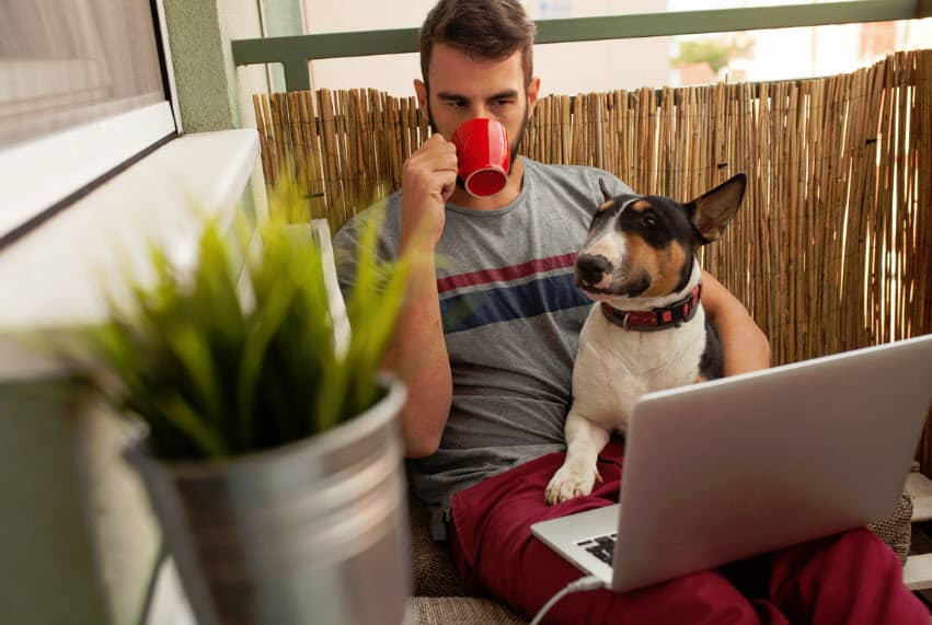 online business during covid19 working from home