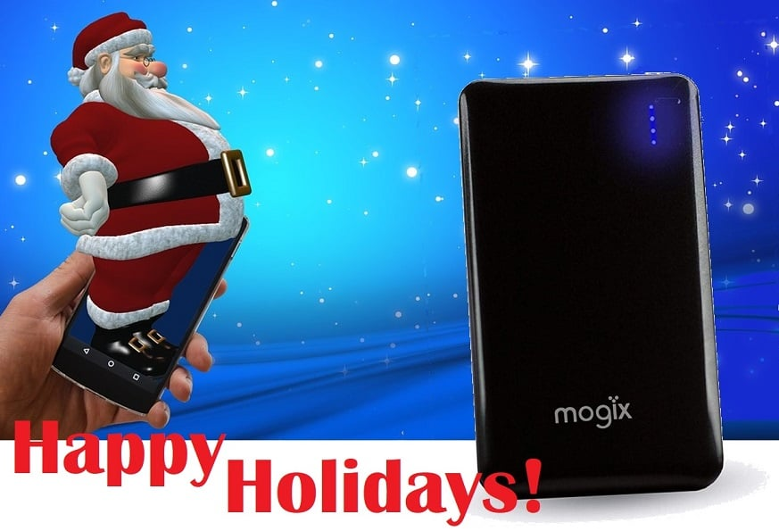 How a portable battery pack is key to 2020 holiday celebrations