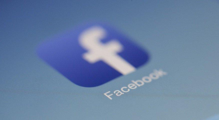 Social media ads - Facebook logo