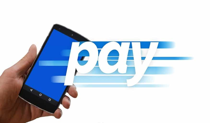 ByteDance payment service - paying via mobile phone