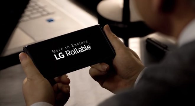 LG Rollable - YouTube