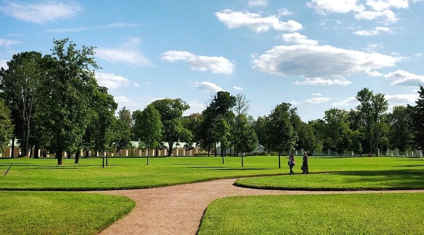 Park qr codes - parks