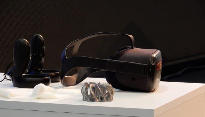 Virtual reality for seniors - VR equipment